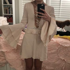 Pink for love and lemons dress